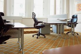 Luxurious Offices By Ideal Space